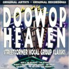 doowop heaven - streetcorner vocal group classics CD 1993 capitol cema used mint