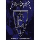 emperor - emperial live ceremony DVD candlelight used mint