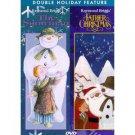raymond brigg's snowman + father christmas DVD 1998 sony columbia tristar used mint
