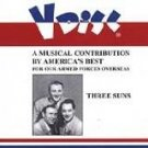 three suns - musical contribution by america's best CD 2-discs 1997 VDISC used mint