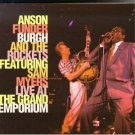 anson funderburgh and rockets featuring sam myers live at the grand emporium CD 1995 black top
