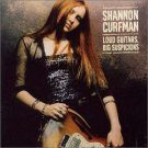 shannon curfman - loud guitars big suspicions CD 1999 arista used mint
