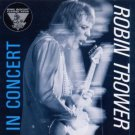king biscuit flower hour presents robin trower in concert CD 1996 BMG Direct used mint