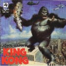 king kong - john barry CD 1997 mask 13 tracks used