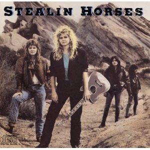 stealin horses - stealin horses CD 1988 arista used mint