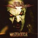 U.D.O. - mastercutor with 2 bonus tracks CD 2007 AFM germany 15 tracks used mint