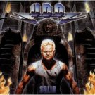 U.D.O. - solid CD 1997 GUN Drakkar made in EU 11 tracks used mint