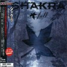shakra - fall CD 2005 avalon marquee japan 13 tracks used mint
