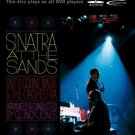 frank sinatra - sinatra at the sands with count basie DVD 5.1 surround sound 2003 reprise warner new