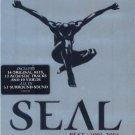 seal - best 1991 - 2004 DVD 5.1 surround sound 2005 warner used