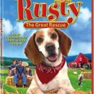 rusty the great rescue DVD 2006 20th century fox used mint