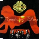 jodeci - freek 'n you CD single 1995 MCA uptown 7 tracks used mint
