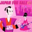 japan for sale vol. two - various artists CD 2002 sony columbia used mint