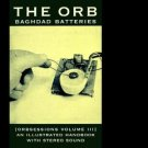 the orb - baghdad batteries obsessions volume III CD 2009 malicious damage 11 tracks used mint
