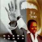 glenn jones - it's time CD 1998 SAR 15 tracks used mint