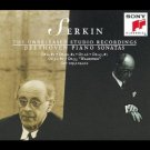 serkin unreleased studio recordings beethoven piano sonatas 1 6 12 13 16 21 30 31 32 3CDs 1994 sony