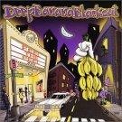 deep banana blackout - feel the peel CD 2001 flying frog 12 tracks used mint