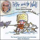 peter and the wolf narrated by dame edna everage CD 1997 2000 naxos 30 tracks used mint
