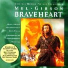 braveheart - original motion picture soundtrack - james horner CD 1995 decca BMG Dir used mint