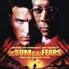 music from motion picture sum of all fears - jerry goldsmith CD 2002 elektra used mint