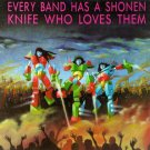 every band has a shonen knife who loves them CD 1989 giant 23 tracks used mint