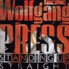 wolfgang press - standing up straight CD 1986 nippon columbia