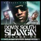 dj chuck presents down south slangin volume 44 CD PME records 29 tracks used mint