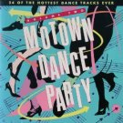 motown dance party volume two - various artists CD 1987 motown 24 tracks used mint