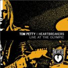 tom petty & heartbreakers - live at the olympic - last DJ DVD + CD 2003 warner used