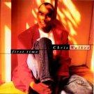 chris walker - first time CD 1991 pendulum elektra 11 tracks used mint