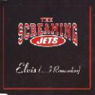 screaming jets - elvis (... i remember) CD single 1997 rooart 4 tracks used mint