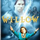 willow - val kilmer DVD 1988 lucasfilm used mint