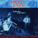 hot jazz on blue note - various artists CD 4-disc box 1996 capitol blue note used mint