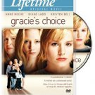 gracie's choice - anne heche diane ladd kristen bell DVD 2004 lifetime used mint