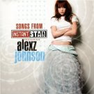 alexz johnson - songs from instant star CD 2005 universal used mint