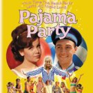 pajama party - Tommy Kirk + Annette Funicello DVD 2000 MGM used mint