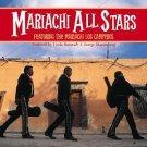 mariachi all stars featuring mariachi los camperos CD 1992 k-tel 12 tracks used mint