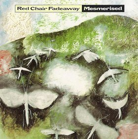 red chair fadeaway - mesmerised CD 1993 english garden used mint