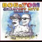 Bob & tom greatest hits volume one CD 2-disc box 1999 friggemall records used mint