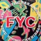 fine young cannibals - live at the paramount vhs 1990 london 14 tracks used