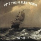 fifty tons of black terror - demeter CD beggars banquet NY 16 tracks new factory sealed