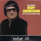 great roy orbison - all-time greatest hits CD 1986 silver eagle records 19 tracks used mint