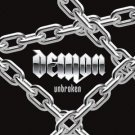 demon - unbroken CD 2013 rubicon japan 14 tracks used mint