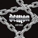 demon - unbroken CD 2013 rubicon japan 14 tracks used mint