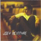 joey mcintyre - 8:09 CD 2004 artemis 10 tracks used mint