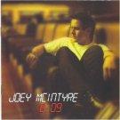 joey mcintyre - 8:09 CD 2004 artemis 10 tracks used mint