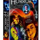 100 years of horror complete collection hosted by christopher lee DVD 5-discs 2006 passport