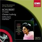 schubert 15 lieder - christa ludwig CD 2004 EMI used mint
