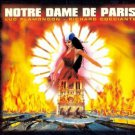 notre dame de paris - luc plamonoon & richard cocciante CD 2-discs 1998 pomme columbia used mint