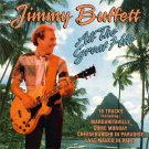 jimmy buffett - all the great hits CD 1994 prism leisure 18 tracks used mint